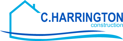 C. Harrington Construction Builders Cork Logo